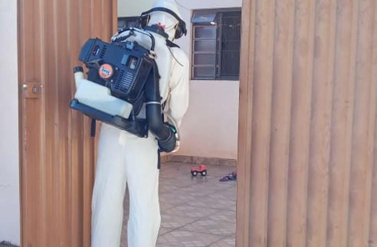 Endemias trabalha ostensivamente para combater a Dengue