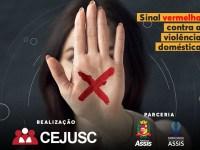 Prefeitura de Assis apoia ações do CEJUSC contra violência doméstica