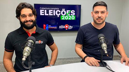 Entrevistas com pré-candidatos a prefeito começam nesta terça-feira pela Rádio Difusora e Portal AssisCity