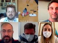 Prefeitura, Promotoria e Polícia Militar definem estratégias de combate ao novo Coronavírus