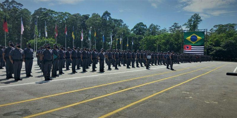 Polícia Militar forma 2.669 soldados para reforçar a segurança no estado
