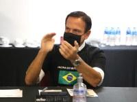 Estado de São Paulo inicia vacinação contra COVID-19
