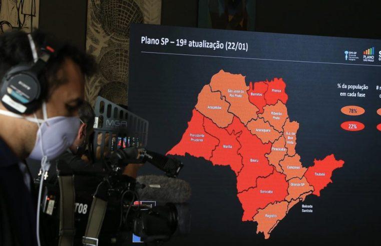 São Paulo anuncia medidas de restrições para conter segunda onda do coronavírus