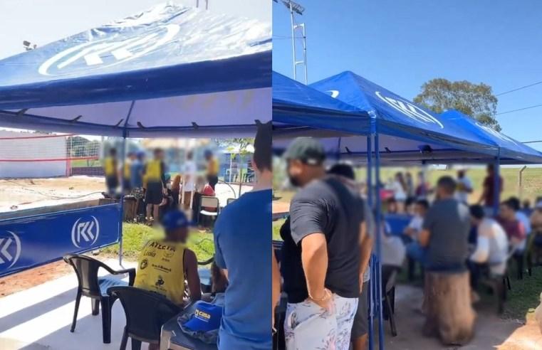 Proprietário de chácara é notificado por aglomeração em partida de futevôlei em Paraguaçu Paulista