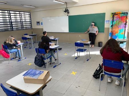 Greve 'digital' dos professores da rede estadual segue com baixa adesão na região