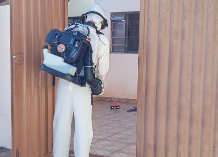 Saúde alerta que combate à Dengue deve seguir mesmo com a pandemia do novo coronavírus