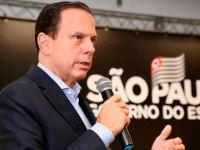 João Doria vai anunciar a imunização para os policiais e professores contra a Covid-19 nesta quarta, 24.