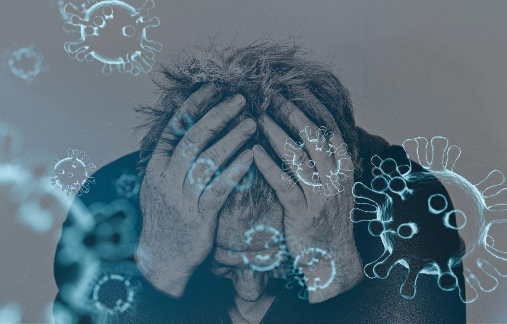 Casos de ansiedade, depressão e suicídio aumentam durante pandemia