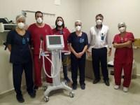 Prefeitura entrega respiradores à Santa Casa e UPA