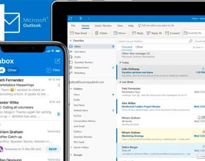 Configurar mi cuenta de correo en Outlook 2016