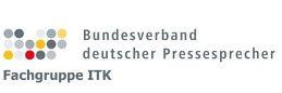 Logo des Bundesverbandes deutscher Pressesprecher BdP - Fachgruppe ITKLogo