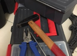 Mein persönlicher Werkzeugkoffer für die Social Media Arbeit - Blogbeitrag zur #Toolparade