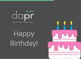 Happy Birthday DAPR