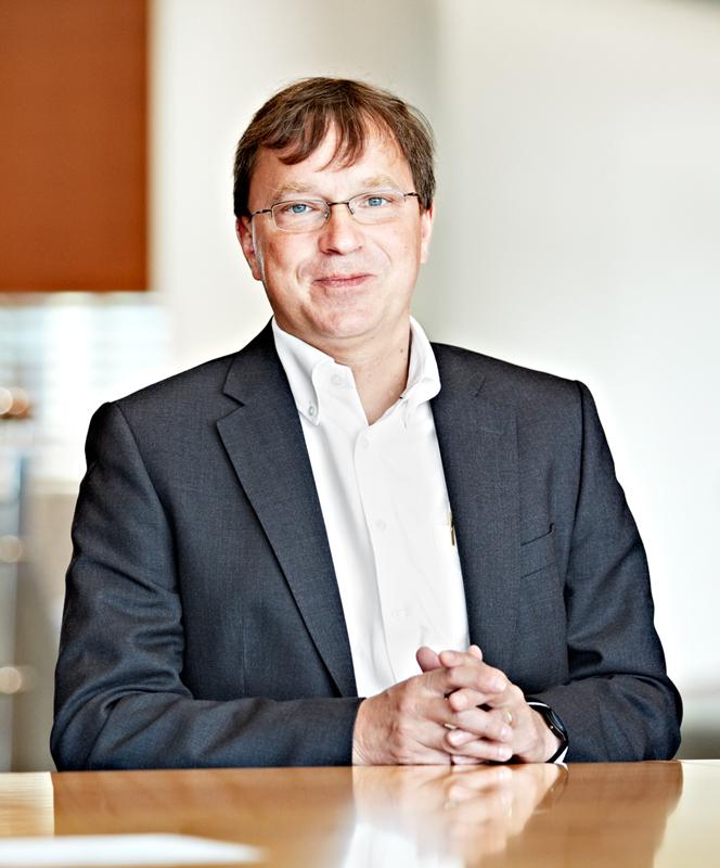 Portrait Klaus-Michael Vogelberg, CTO der Sage Gruppe