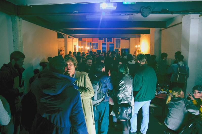 FEBRUARY 17 Late night opening, Centrala