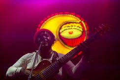 Thundercat brought the funk for his set in the Ballroom during the BUKU Music and Arts Festival on March 10, 2017.