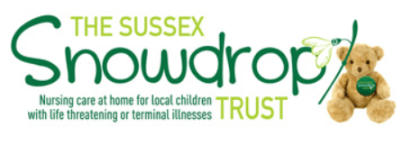 Logo for The Sussex Snowdrop Trust Charity