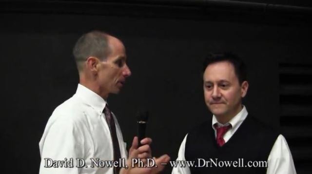 Attention Talk Video - Dr. David Nowell