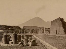 Форум Помпей. Фото из коллекции Адольфа Михаэлиса.