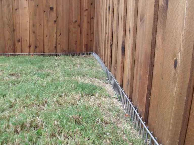 How To Stop Dogs From Digging Under Fence