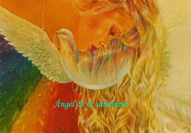Ángel de la sabiduría