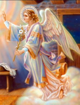 Arcángel Gabriel- El mensajero de Dios