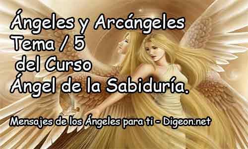 curso de angeles y arcangeles