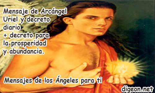 Mensaje-del-Arcángel-Uriel-y-decreto-diario