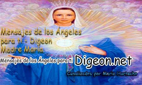 MENSAJES DE LOS ÁNGELES PARA TI - Madre María