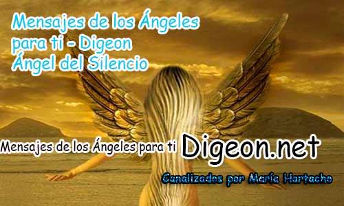MENSAJES DE LOS ÁNGELES PARA TI - Ángel del Silencio
