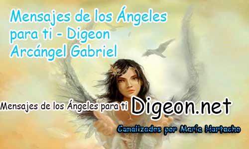 MENSAJES DE LOS ÁNGELES PARA TI - Arcángel Gabriel.