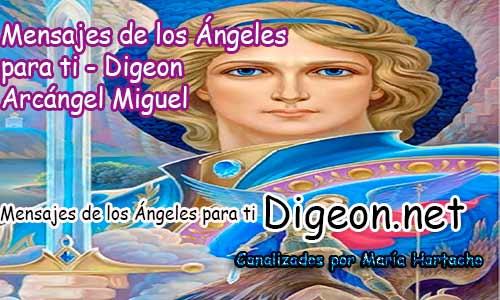 MENSAJES DE LOS ÁNGELES PARA TI - Arcángel Miguel - Día 806