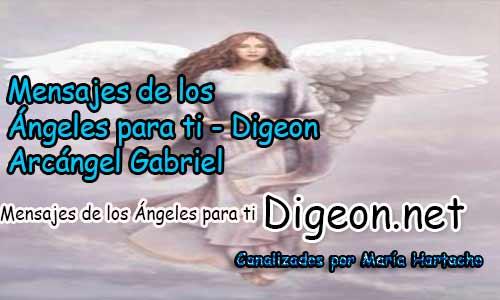MENSAJES DE LOS ÁNGELES PARA TI - Arcángel Gabriel - Día 823