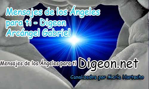 MENSAJES DE LOS ÁNGELES PARA TI - Digeon - Arcángel Gabriel - Día 865 y Decreto Del Arcángel Miguel + decreto para la Riqueza y Abundancia.