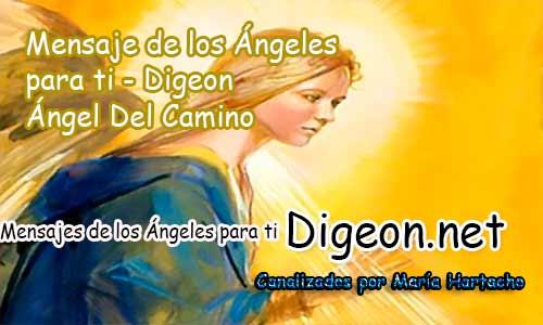MENSAJES DE LOS ÁNGELES PARA TI - Digeon - Ángel del Camino - Día 871y Decreto Del Arcángel Miguel + decreto para la Riqueza y Abundancia.