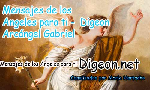 MENSAJES DE LOS ÁNGELES PARA TI - Digeon - Ángel Gabriel - Día 873y Decreto Del Arcángel Miguel + decreto para la Riqueza y Abundancia para hoy 11/04/2018