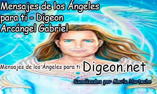 MENSAJES DE LOS ÁNGELES PARA TI - Digeon- Arcángel Gabriel - Día 886y Decreto Para la Riqueza + Consejo de tu Ángel para hoy 30/04/2018.