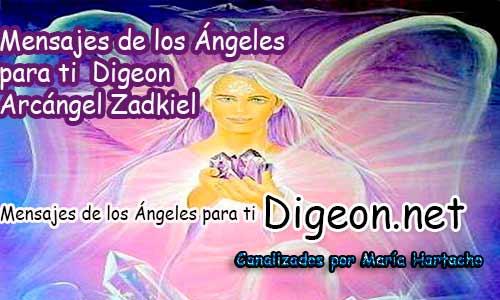 MENSAJES DE LOS ÁNGELES PARA TI - Digeon - Arcángel Zadkiel - Día 897 y Decreto Para la Eliminar los Tumores + Consejo de tu Ángel para hoy 15/05/2018.