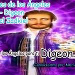 MENSAJES DE LOS ÁNGELES PARA TI - Digeon - Arcángel Zadkiel - Día 905 y Decreto Para la Eliminar los Tumores + Consejo de tu Ángel para hoy 25/05/2018.