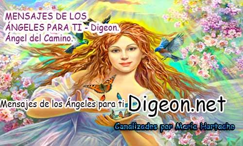 MENSAJES DE LOS ÁNGELES PARA TI - Digeon - Ángel del Camino - Día 913 y Decreto Para la Eliminar los Tumores + Consejo de tu Ángel para hoy 07/06/2018.
