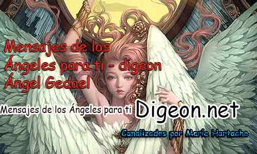 MENSAJES DE LOS ÁNGELES PARA TI - Digeon - Ángel Gedael - Día 914 y Decreto Para la Eliminar los Tumores + Consejo de tu Ángel para hoy 08/06/2018.