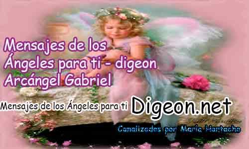 MENSAJES DE LOS ÁNGELES PARA TI - Digeon - Arcángel Gabriel - Día 915 y Decreto Para la entrada de dinero Rápido + Consejo de tu Ángel para hoy 11/06/2018.