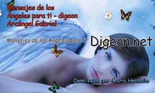 MENSAJES DE LOS ÁNGELES PARA TI - Digeon - Arcángel Gabriel - Día 935 y Decreto De La Espada Azul de San Miguel Arcángel+ Consejo de tu Ángel para hoy 10/07/2018.