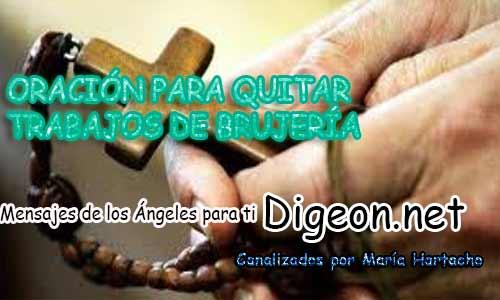 827cbc5655e ORACIÓN PARA QUITAR TRABAJOS DE BRUJERÍA Y MAGIA NEGRA