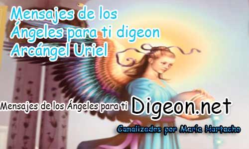 MENSAJES DE LOS ÁNGELES PARA TI - Digeon - Arcángel Uriel - Día 952 y Decreto De La Espada Azul de San Miguel Arcángel + Consejo de tu Ángel para hoy 02/08/2018.