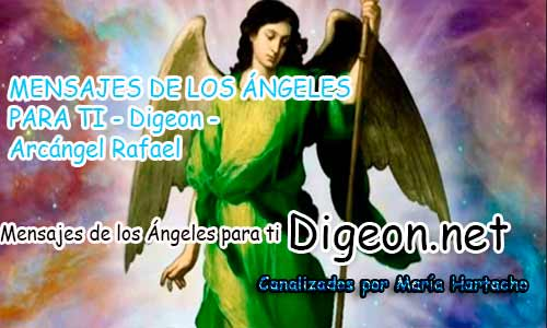 MENSAJES DE LOS ÁNGELES PARA TI - Arcángel Rafael - Día 986