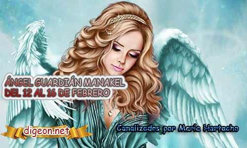 ÁNGEL GUARDIÁN MANAKEL.Todo sobre el ángel guardian Manakel, lo que otorga, el salmo para invocarlo y el mensaje del ángel. Regente Del 12 al 16 de FEBRERO