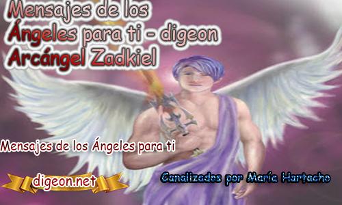 MENSAJES DE LOS ÁNGELES PARA TI - Digeon - 12/12/2018 Arcángel Zaquiel - Día 1.047 + Consejo De Tu Ángely código de activación de la Abundancia universalPara Hoy