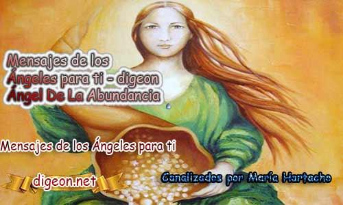MENSAJES DE LOS ÁNGELES PARA TI - Digeon - 17 De Enero