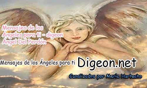MENSAJES DE LOS ÁNGELES PARA TI - Digeon - 19 De Enero